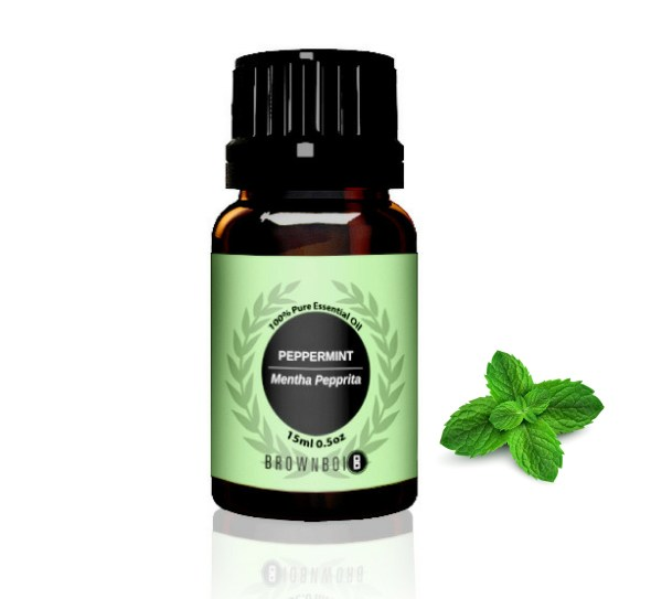 Essential Oils Peppermint- BrownBoi