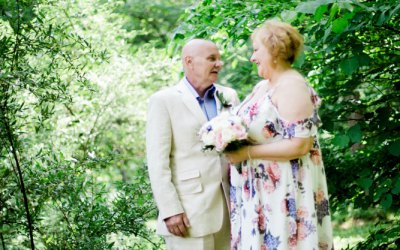 Brown County Weddings celebrates Mary Ann & William