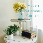 11 cheap modern farmhouse curtains