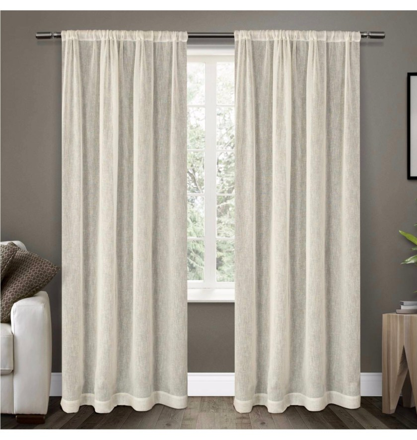 Budget Friendly Modern Farmhouse Family: 11 Budget Friendly Modern Farmhouse Curtains