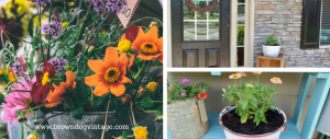 thrift challenge summer porch update