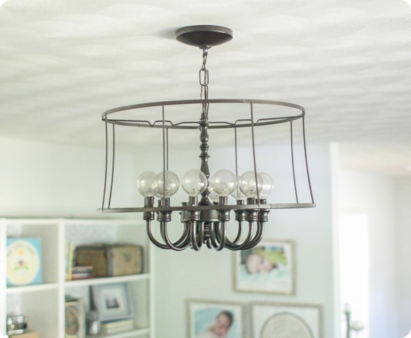 DIY industrial light top 10 tuesday