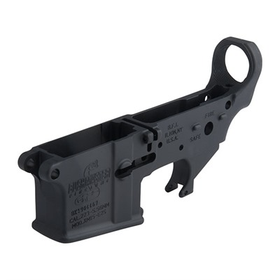Bushmaster Stripped Lower Receiver