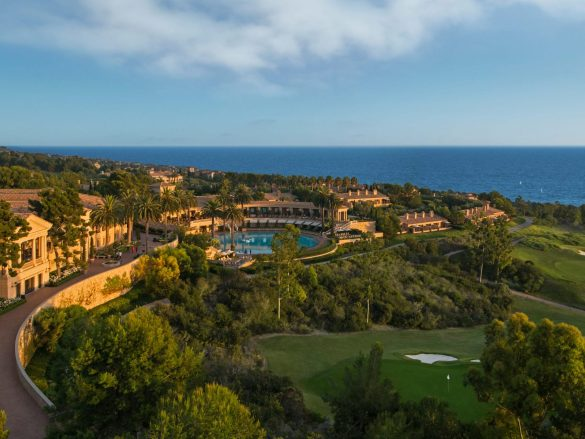 The Resort at Pelican Hill - View