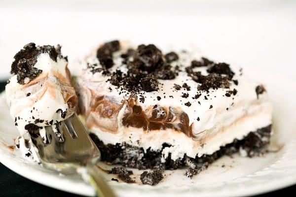 No-Bake Oreo Layer Dessert