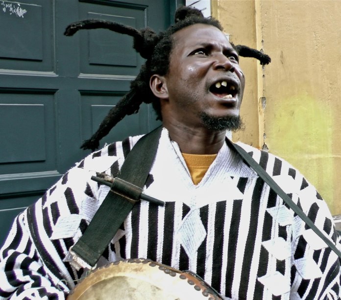I won't feature artists who don't make sensible songs-King Ayisoba