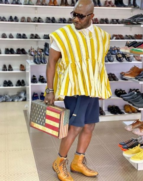 Most female celebrities in Ghana borrow cars,phones and other items from people just to show off on social media-Osebo exposes celebrities