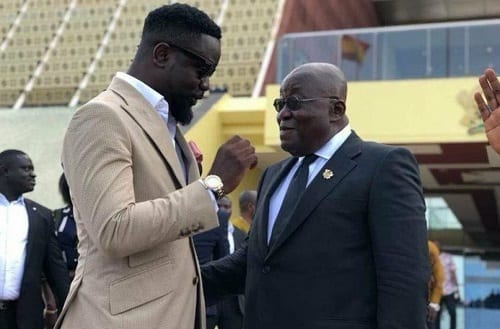 Sarkodie finally opens up on NPP approaching him after he released his 'Happy Day' song