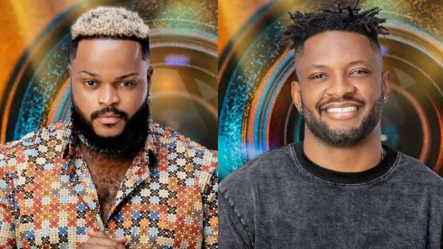 #BBNaija: Nini is the people's favourite,you should have avoided what happened this morning since you're up for eviction-Whitemoney tells Cross