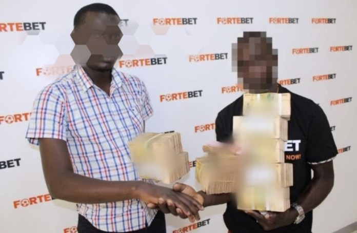 Man steals 10k from girlfriend to stake bet,wins 100M,gives her back the 10K but she wants 40M