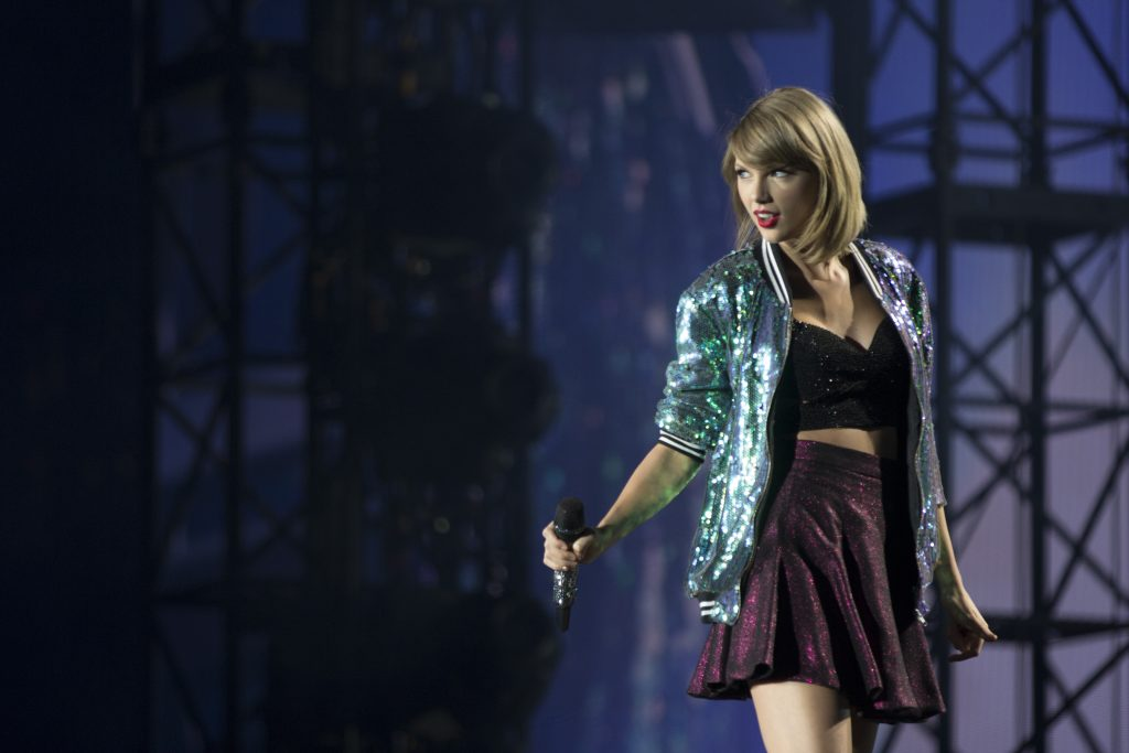 Jasmeet' Sidhu photo of Taylor Swift