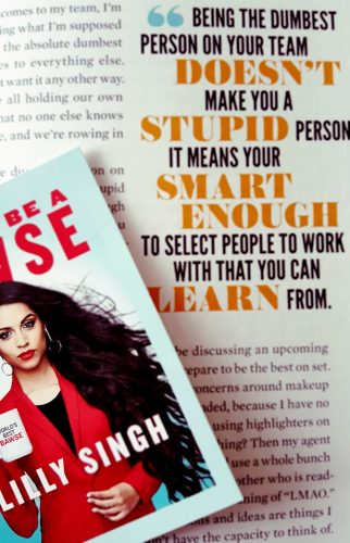 Lilly Singh How to be a Bawse