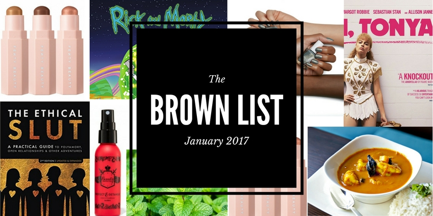 January Brown List