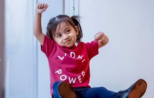 Empowering my daughter