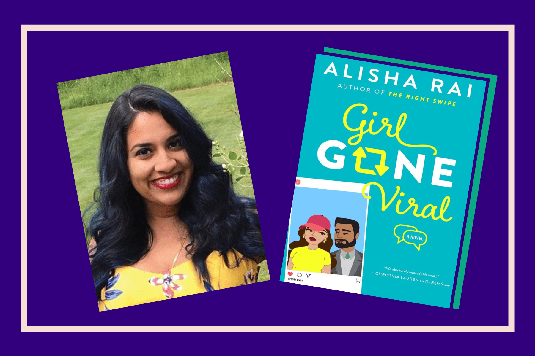 girl gone viral author interview