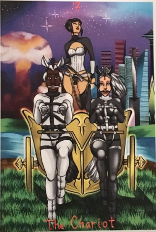 Tarot of the Incubus: The Chariot