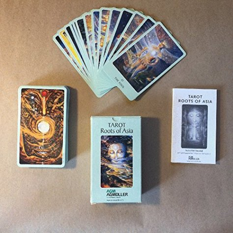 Tarot Roots of Asia