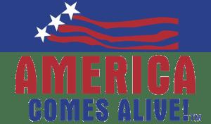 america comes alive logo