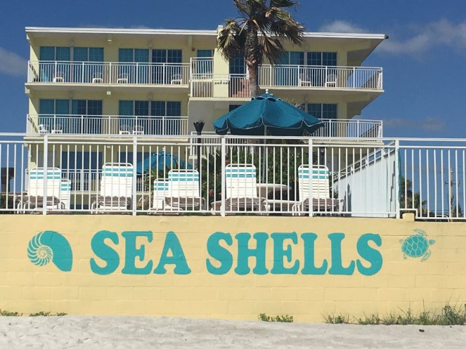 Sea Shells Beach Club in Daytona Beach, FL