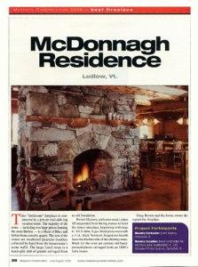 2006 Best Fireplace