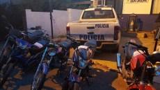 secuestro motos operativo control