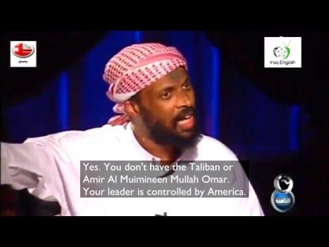 Saudi TV Host and Islamic Militant