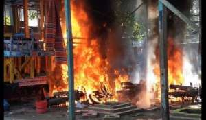 Anti Hindu violence in Bangladesh