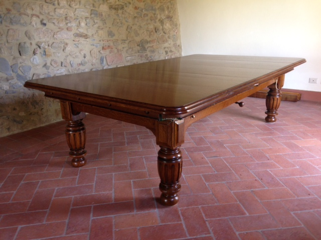 Antique Snooker Dining Tables Uk Ft Mahogany Jelks Antique - 8ft dining table
