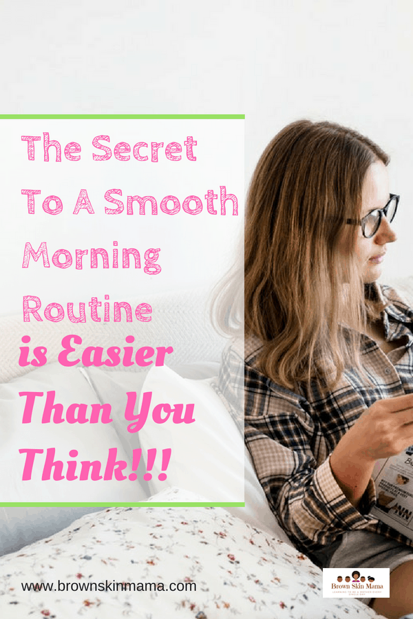 6 steps to improve your morning routine with children
