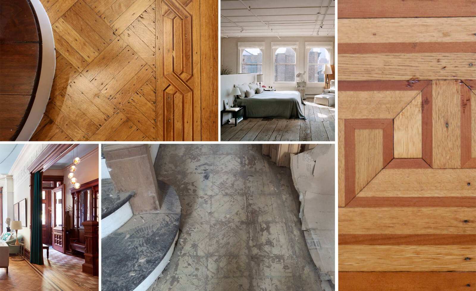 old wood floors refinish or replace