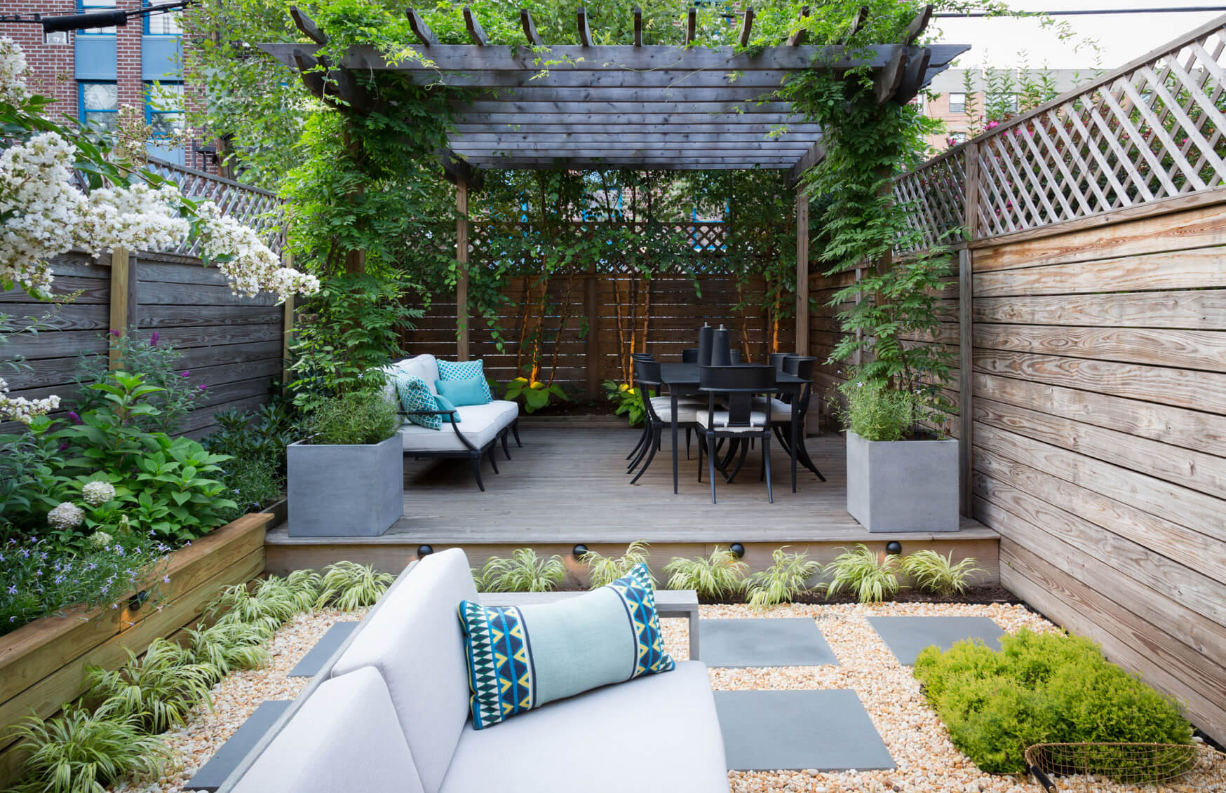 6 Things You Must Know Before Installing A Horizontal Fence Brownstoner