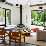 The Insider On Deadline Designers Pull Off Chic Comfortable Interior For Familys Weekend