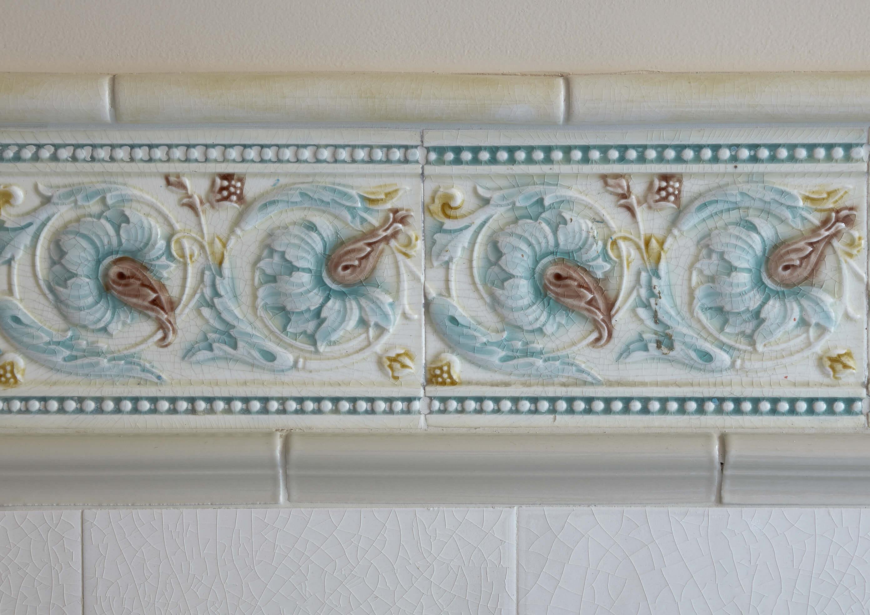 look victorian bathroom tile brownstoner