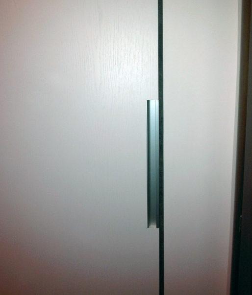 armadio a muro per dispensa