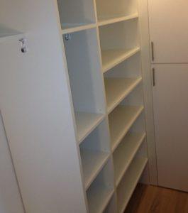 cabina armadio con porta scorrevole