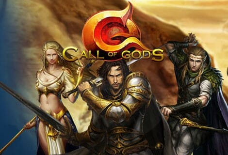 call of gods logo