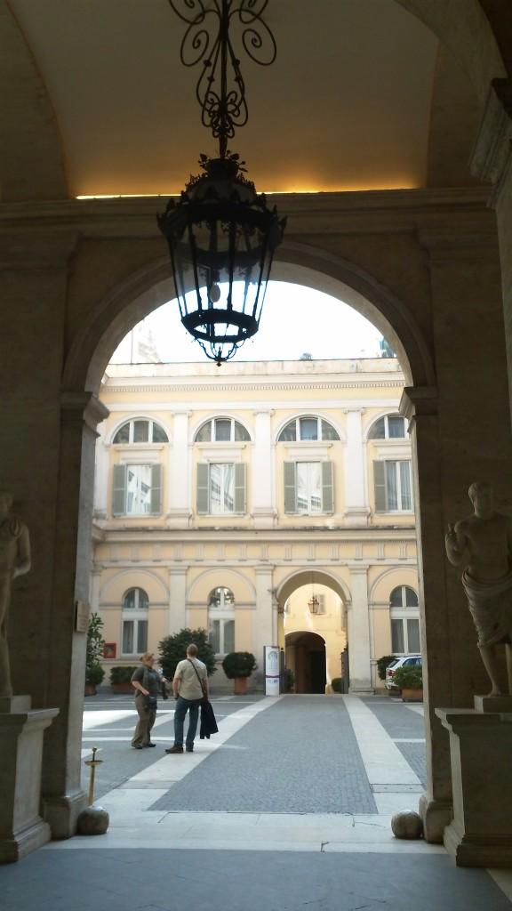 Attraction In Rome Palazzo Valentini BrowsingRome