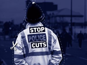 Stop Police Cuts