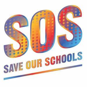 SOS Save our schools