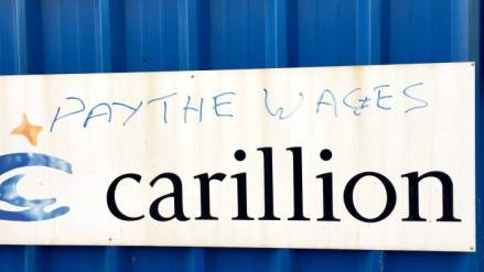 Carillion:  Crawling from the Wreckage