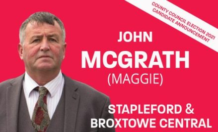 John McGrath (Maggie)