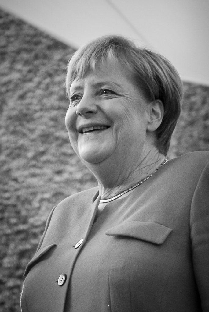 Angela Merkelová (spolková kancléřka Německa, 2005-)