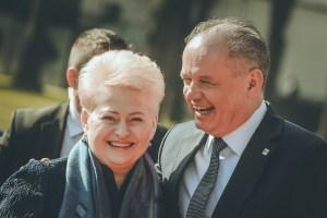 Dalia Grybauskaitė (Litva, 2009-2019)
