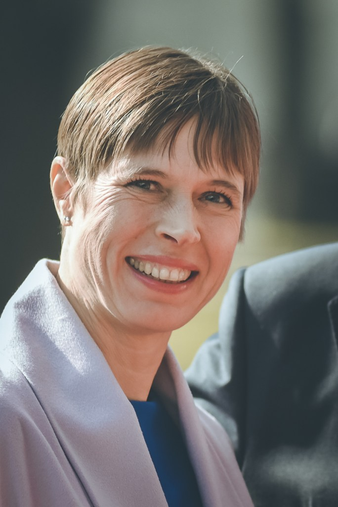 Kersti Kaljulaidová (Estonsko, 2016-)