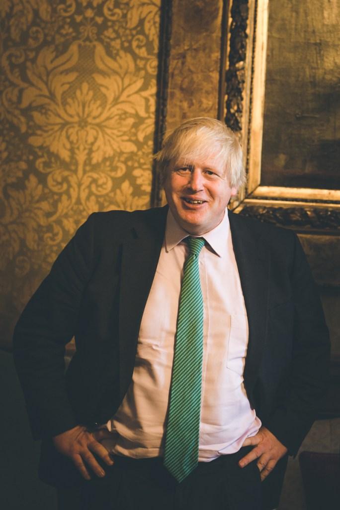 Boris Johnson (premiér Spojeného království, 2019-)