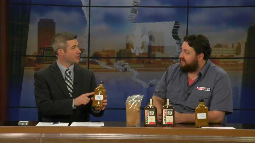 Jay Ducote reveals newest products_20151202135402