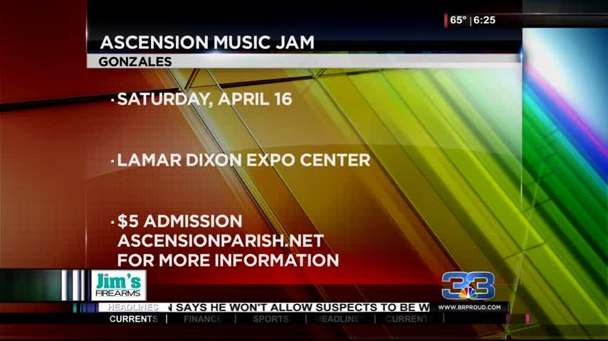 Ascension Parish Music Jam preview_20160411123603