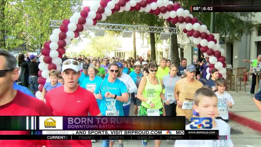 Born to Run 5K
