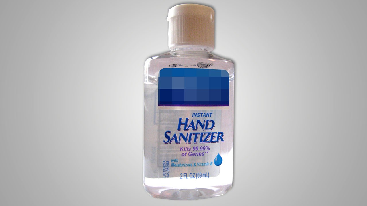 Study Shows Hand Sanitizer More Effective At Keeping Kids In