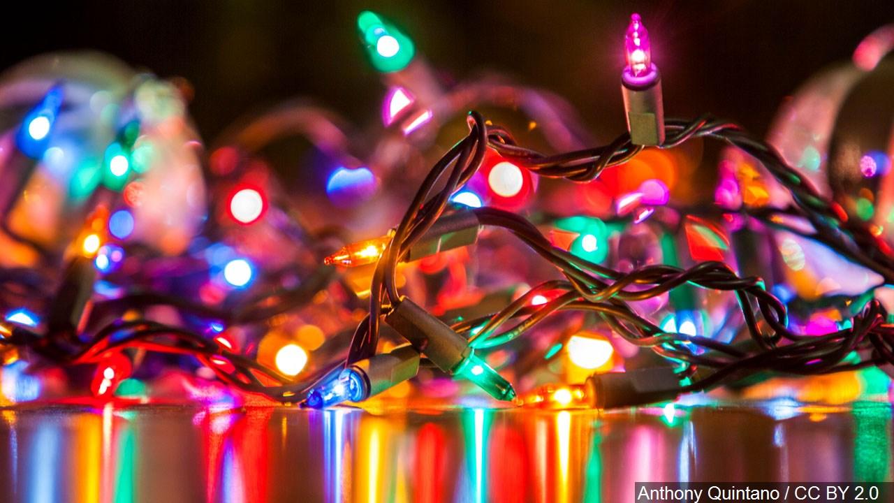 Drive Thru Christmas Lights.City Of Zachary Opens Drive Thru Christmas Light Display